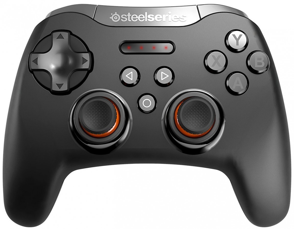 Best Android Game Controllers The Wireless Remote Control System Has One Mode T You Steel Series Stratus Xl Is Considered Gold Standard In Bluetooth By Many People It Looks And Feels A Lot Like An Xbox Controller