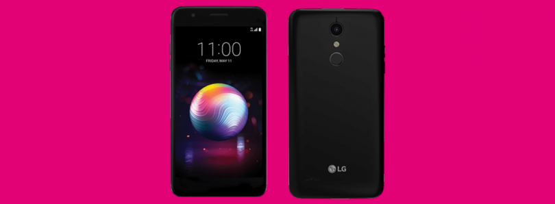 T-Mobile LG K30 brings support for 600MHz LTE at a low price