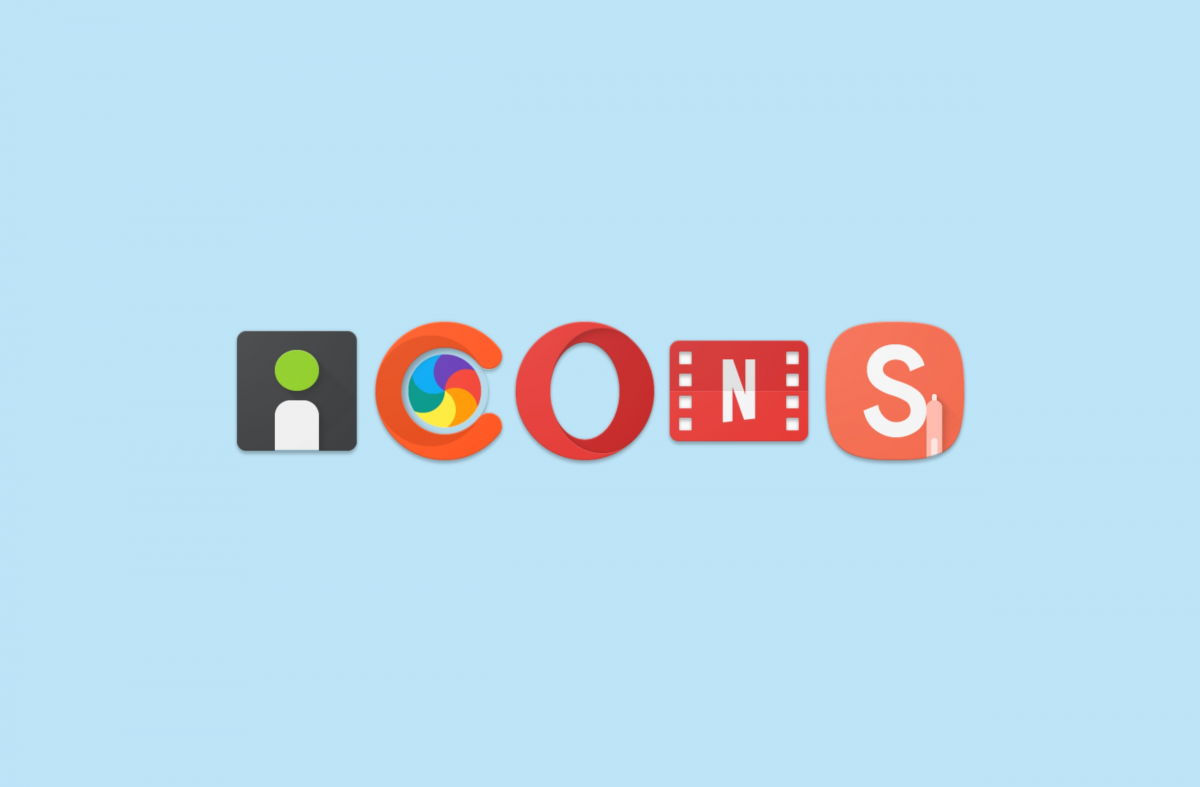 Top 10 Icon Packs For Android