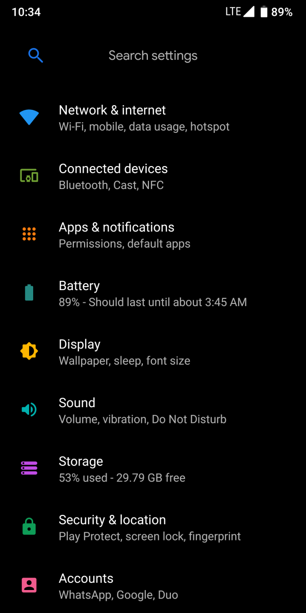 Custom Themes Now Possible On Rooted Android P Devices With Substratum