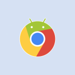 chrome android self share