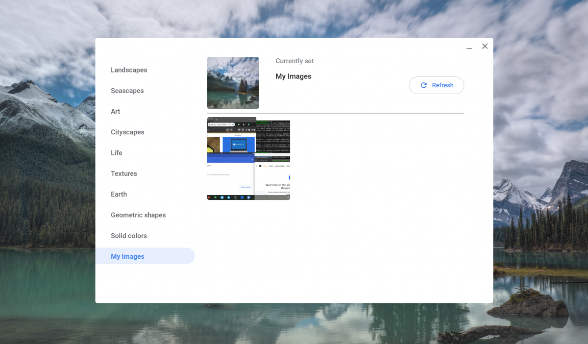 Chromecast Like Backdrop Feature Coming To Chromebooks With