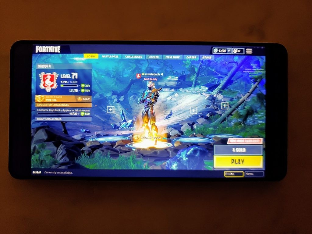 How to setup Steam Link on Android to play Fortnite