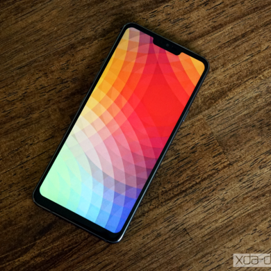 LG G7 ThinQ supports A/B partitions for seamless updates