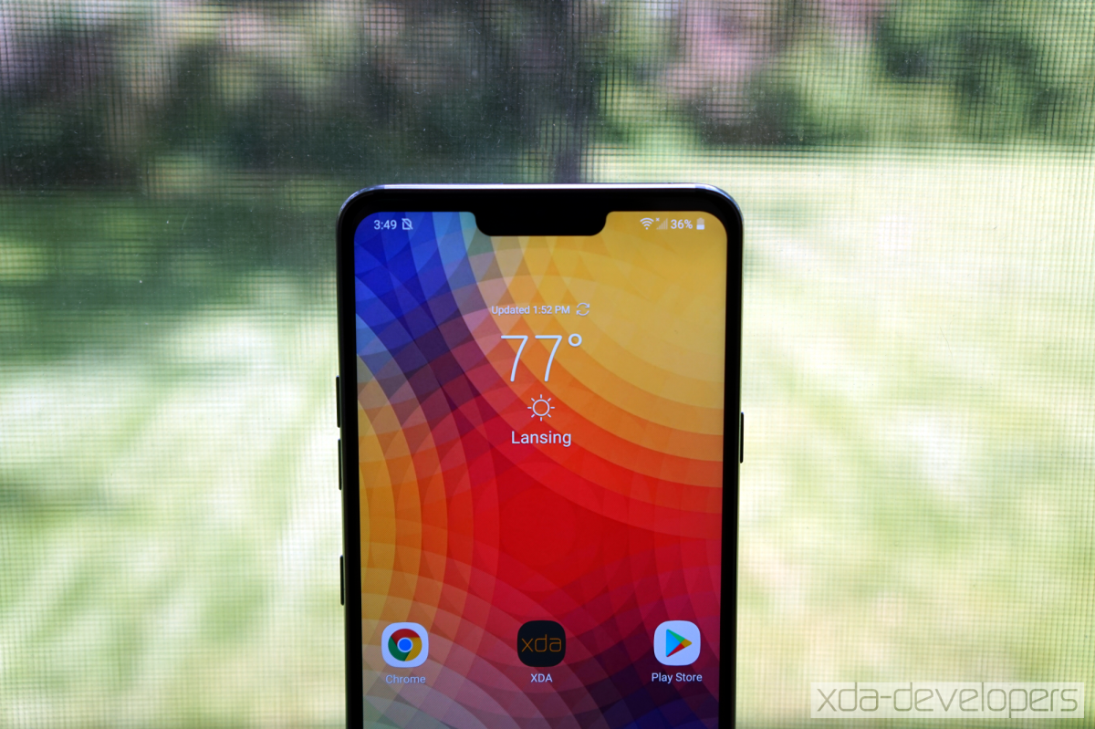 LG G7 ThinQ Mini Review: Design, Camera, and Software