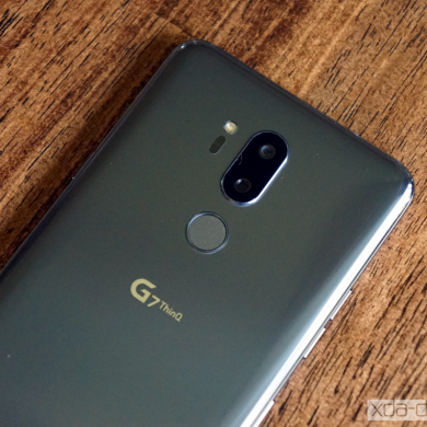 LG G7 ThinQ update brings 4K @ 60fps video recording