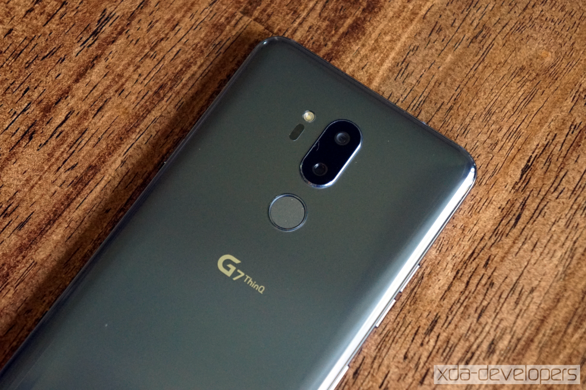 LG G7 ThinQ update brings 4K video recording @ 60fps