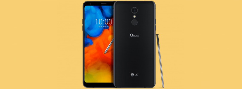 The LG Q Stylus is a mid-range smartphone designed for handwriting input