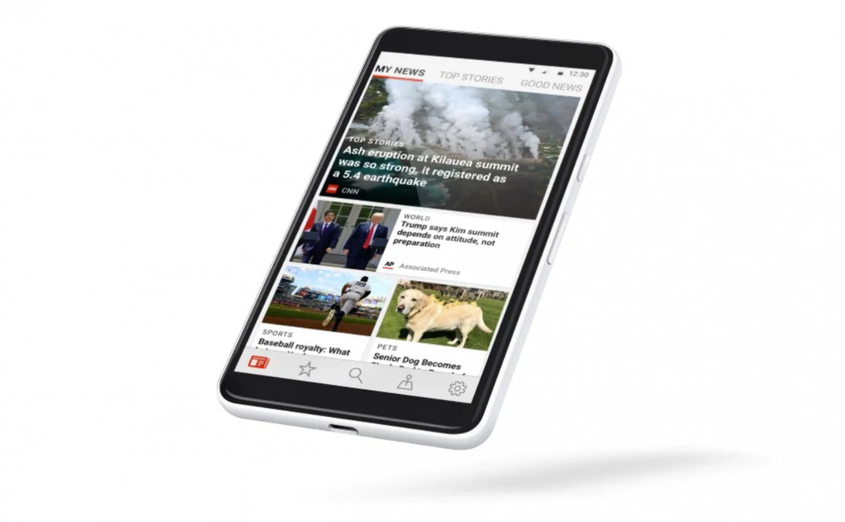 Microsoft News takes on Google News with redesign and AI suggestions