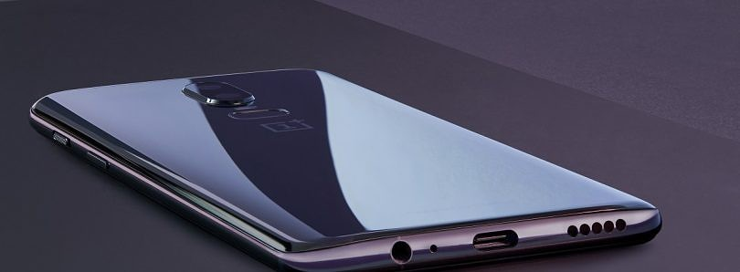 HydrogenOS update for OnePlus 6 brings selfie Portrait Mode & battery percent icon