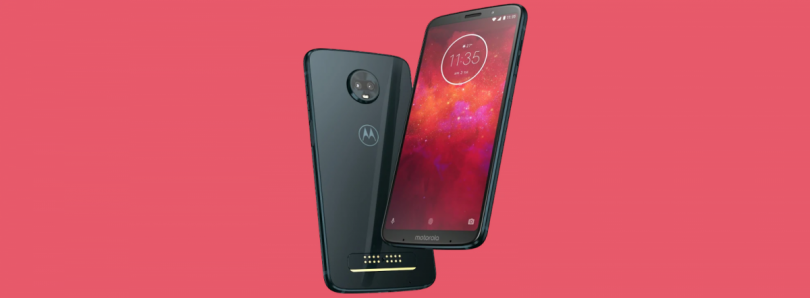 Motorola Moto Z3 Play receives closed Android P beta in China