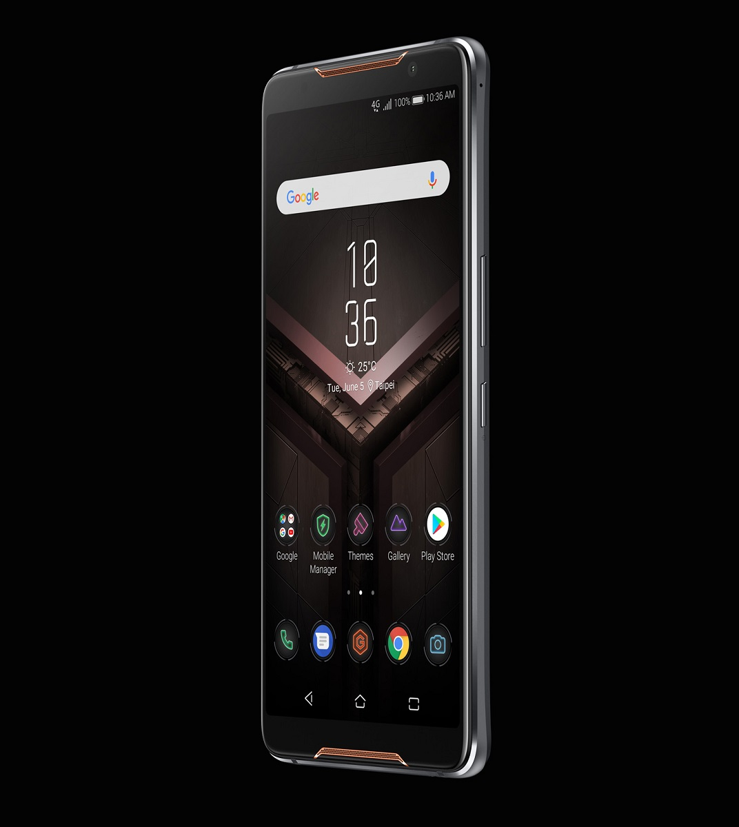 ASUS ROG Phone has an overclocked Snapdragon 845 and 90Hz