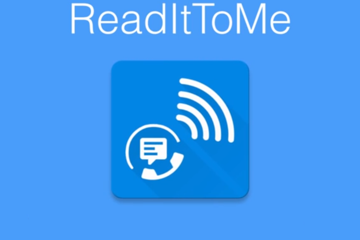 ReadItToMe reads and lets you respond to Whatsapp, Telegram, and