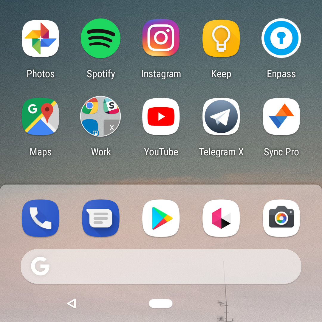 Hands-on with Lawnchair v2, a customizable Pixel Launcher