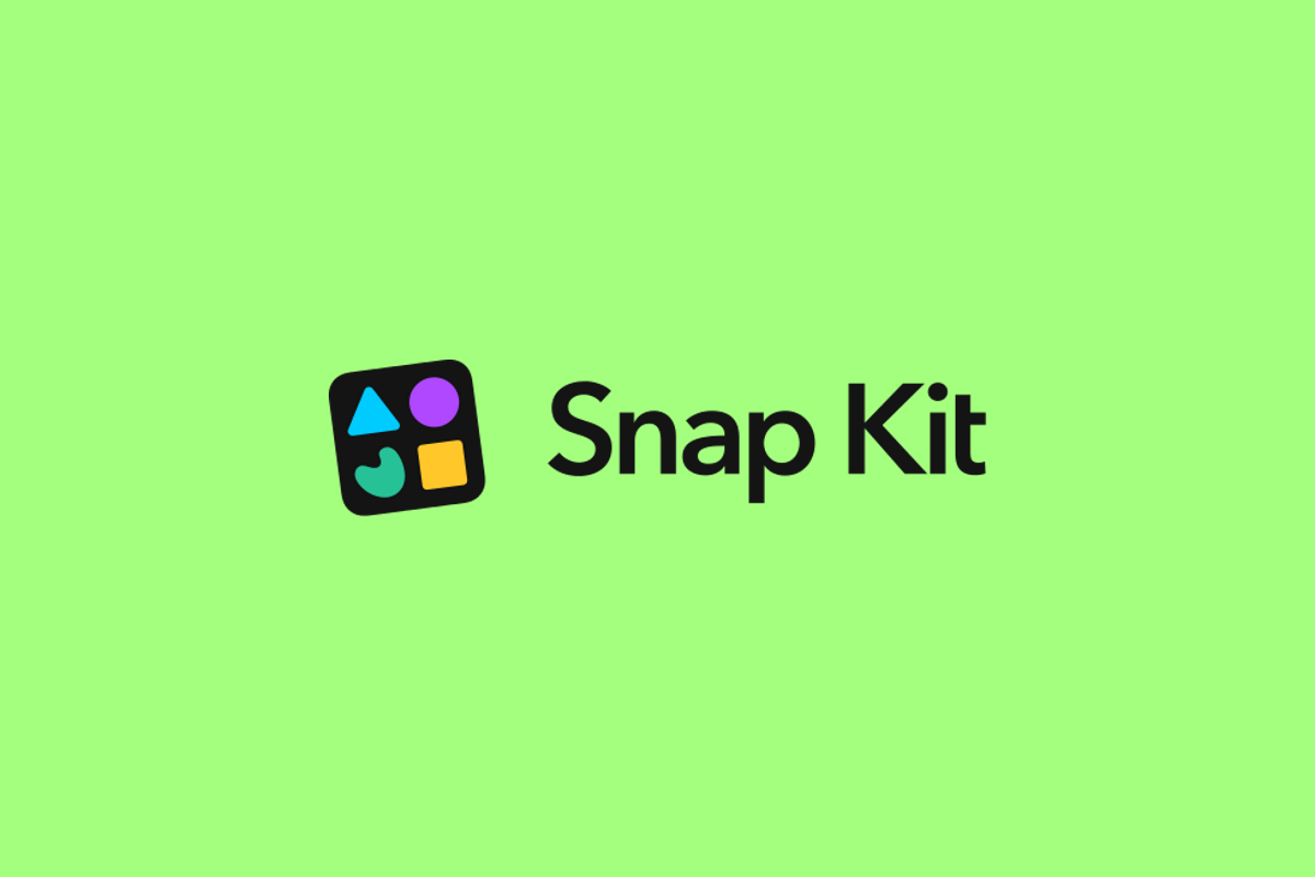 Snap Kit SDK Lets Developers Integrate Snapchat's Features