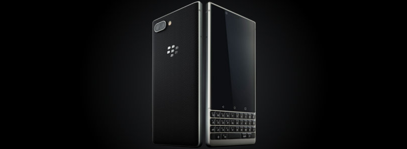 Blackberry KEY2 announced with 4.5″ screen and backlit hardware keyboard