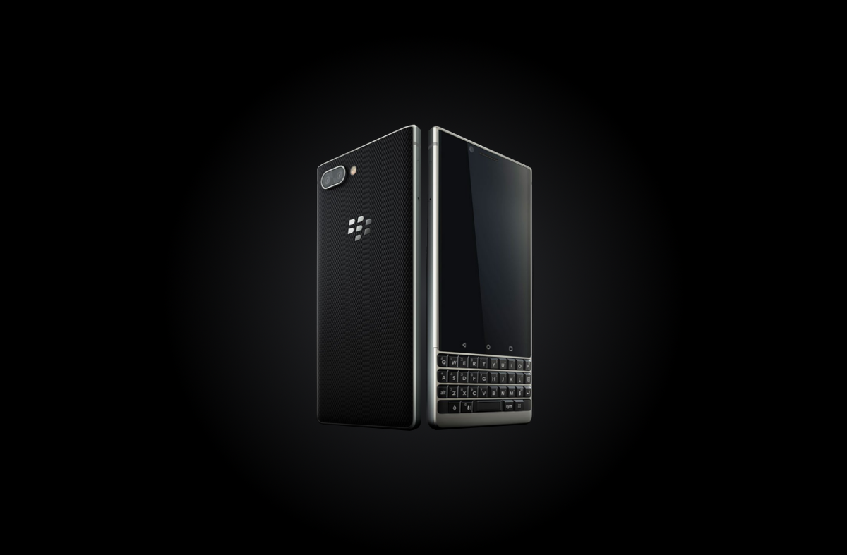 Blackberry KEY2 announced with backlit hardware keyboard