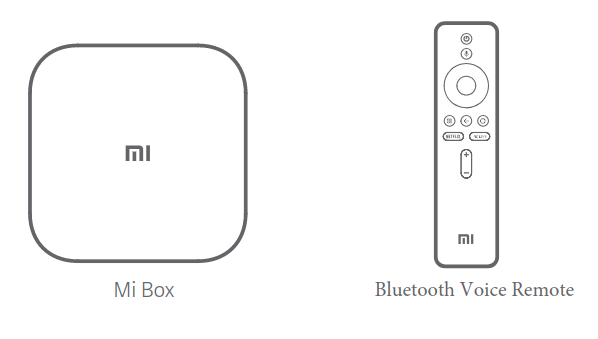 Xiaomi Mi Box 4s Remote May Have Dedicated Buttons For Google