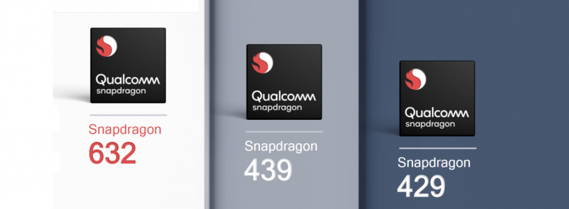 Qualcomm Announces Snapdragon 632, 439 and 429 Mobile Platforms