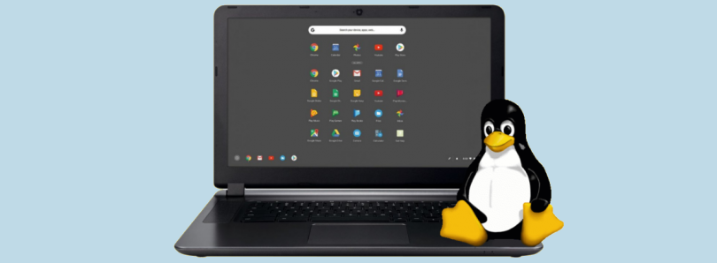 Stable Linux app support expected to roll out in Chrome OS