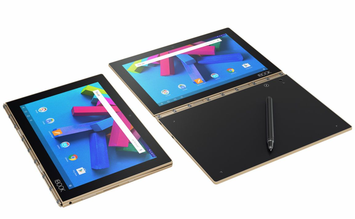 Update Teased At Computex The Lenovo Yoga Book May Be Getting A Successor