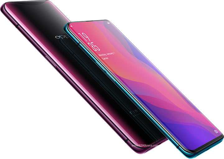 Lamborghini Oppo Find X is fully charged in 35 minutes with