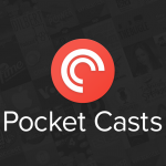 pocket casts material theme
