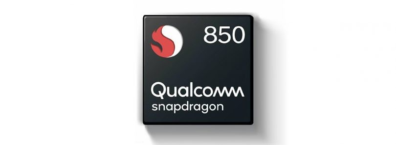 The Qualcomm Snapdragon 850 is a chip for Always-On Windows 10 on ARM laptops