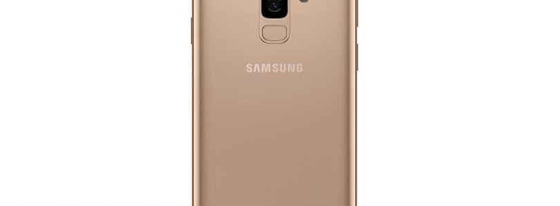 Samsung Galaxy S9+ in Sunrise Gold coming to India on June 20th