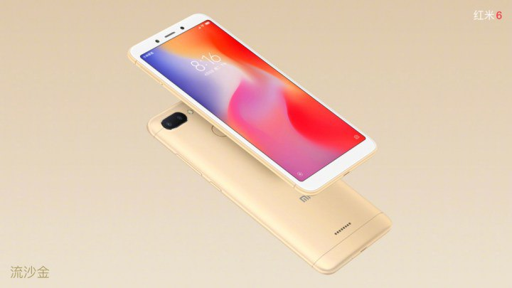 Redmi 6 and Redmi 6A are recieving stable Android Pie
