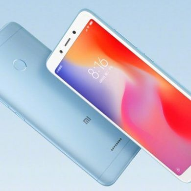MIUI 9 Global ROM now available for the Xiaomi Redmi 6 and Redmi 6A