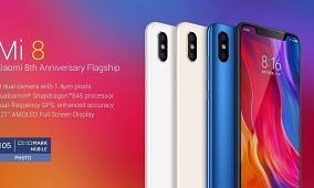 Xiaomi Mi 8 reportedly launching soon in India, priced under Rs. 30,000