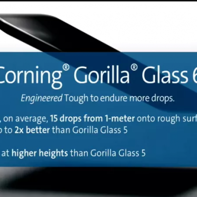Corning Gorilla Glass 6 is here to protect your future smartphone