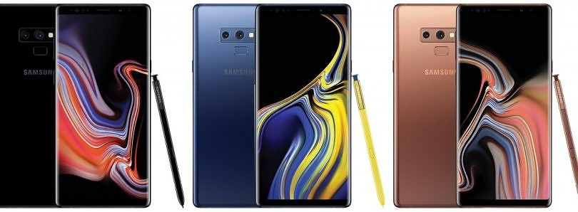 Everything we know about the Samsung Galaxy Note 9
