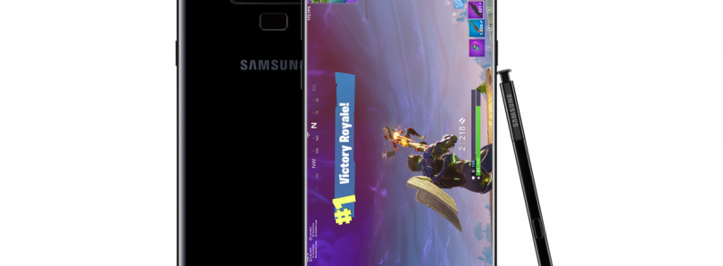 Source: Samsung Galaxy Note 9 to launch with Fortnite Mobile, Ninja may appear at Galaxy Unpacked