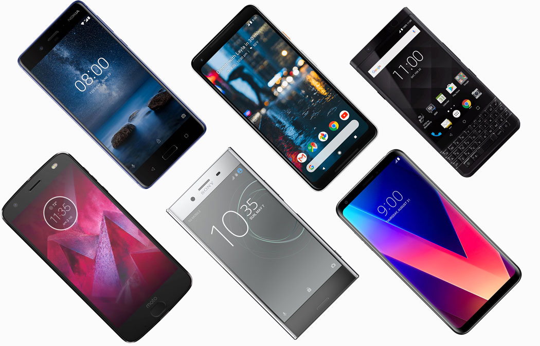 Every upcoming Xiaomi, Samsung, OPPO, Huawei, etc. device we're watching