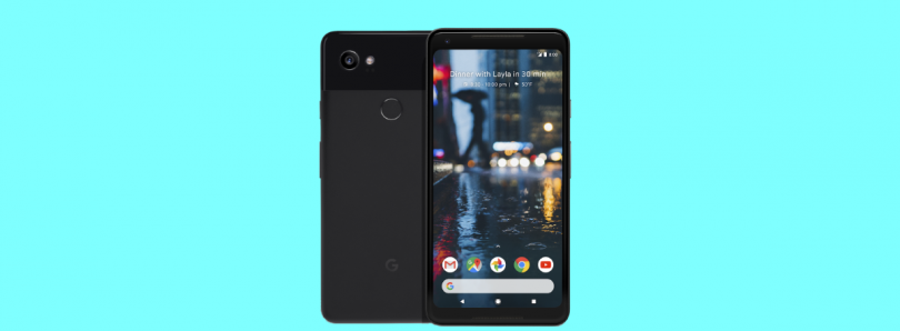 Google Pixel 2 XL slow wake-up bug will be fixed in an update