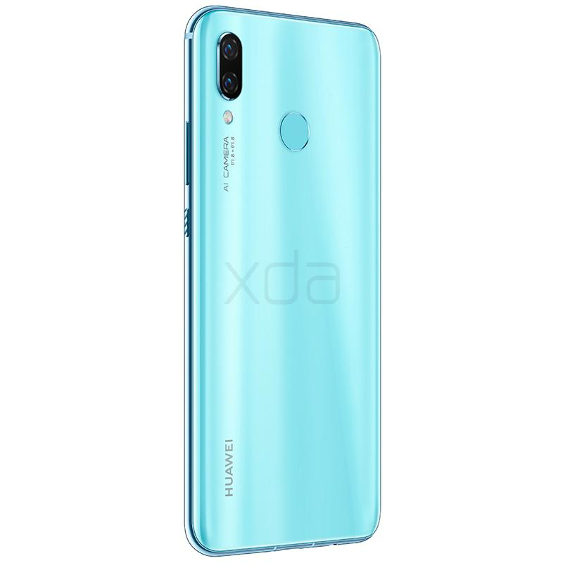 Exclusive: Huawei Nova 3 specifications and press renders