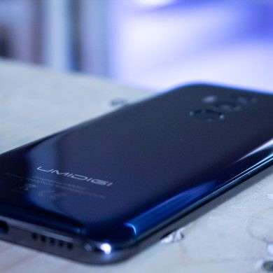 Hands-on with the UMIDIGI Z2