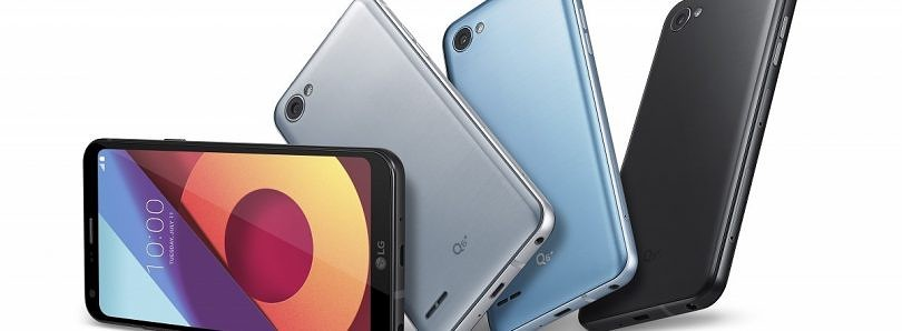 LG Q6 Android Oreo update adds DTS:X 3D stereo sound & new camera LED features