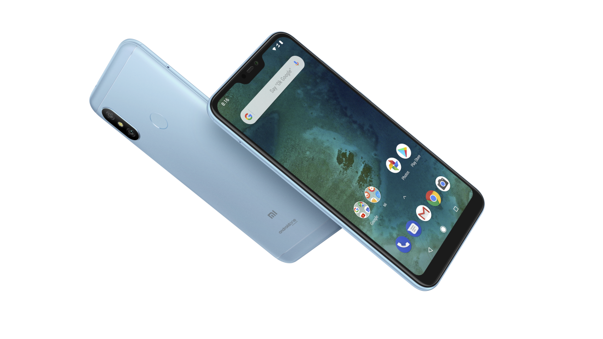 Xiaomi Mi A2 & Xiaomi Mi A2 Lite are the latest Android One phones
