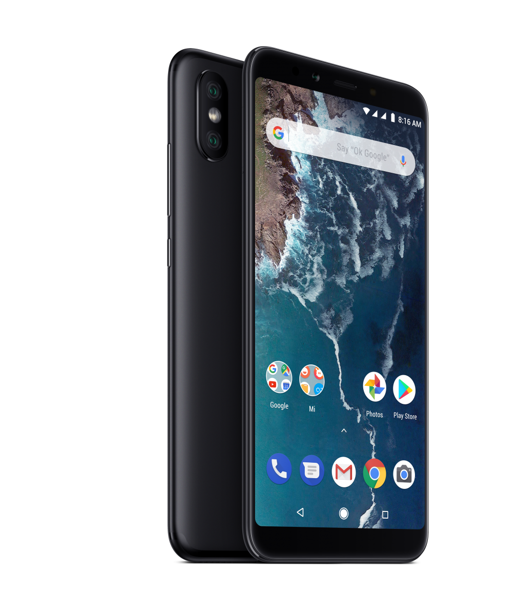 Xiaomi Mi A2 Xiaomi Mi A2 Lite Are The Latest Android One Phones