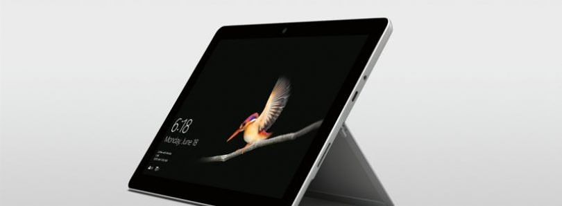 Microsoft Surface Go is Microsofts's Apple iPad alternative that starts at $399