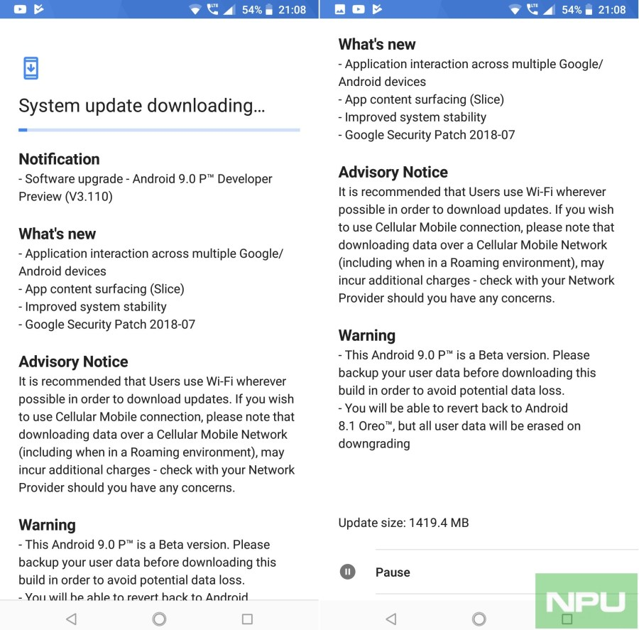 Nokia 7 Plus gets Android P Beta 3 with App Actions & Slices