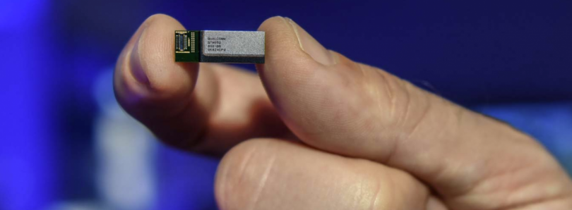 Qualcomm shows off mmWave 5G antennas, will be ready for phones in 2019