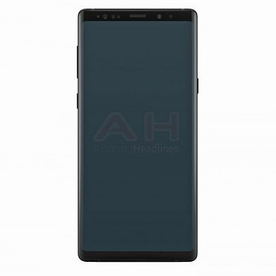 Samsung Galaxy Note 9 render reveals few changes from the Samsung Galaxy Note 8