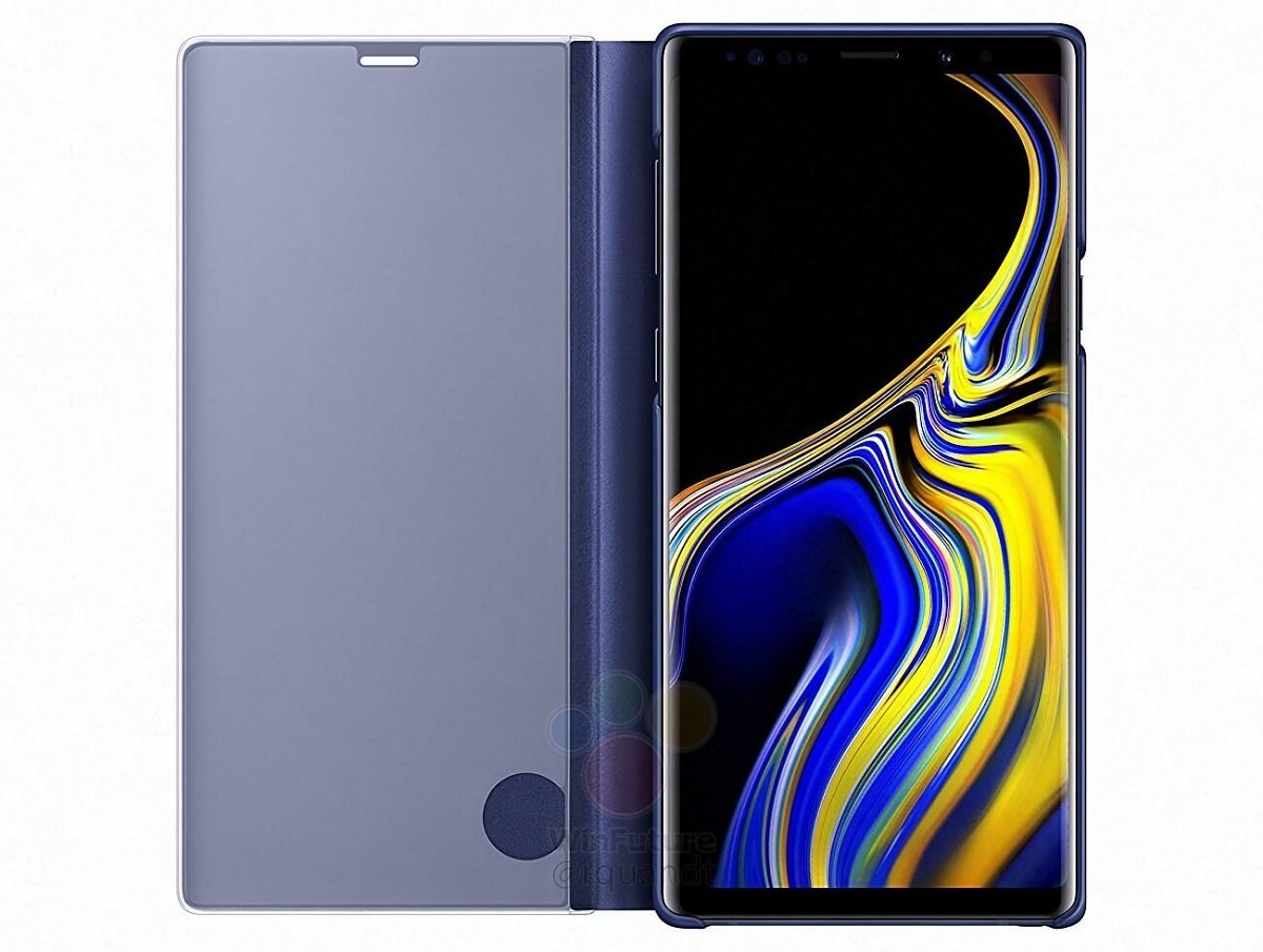Samsung Galaxy Note 9 Led View Silicone And Protective Standing Case Aluminium Bumper Mirror Xiaomi Redmi 4 Hard Back Casing Clear Cases