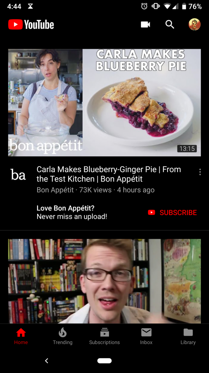 YouTube Vanced Features