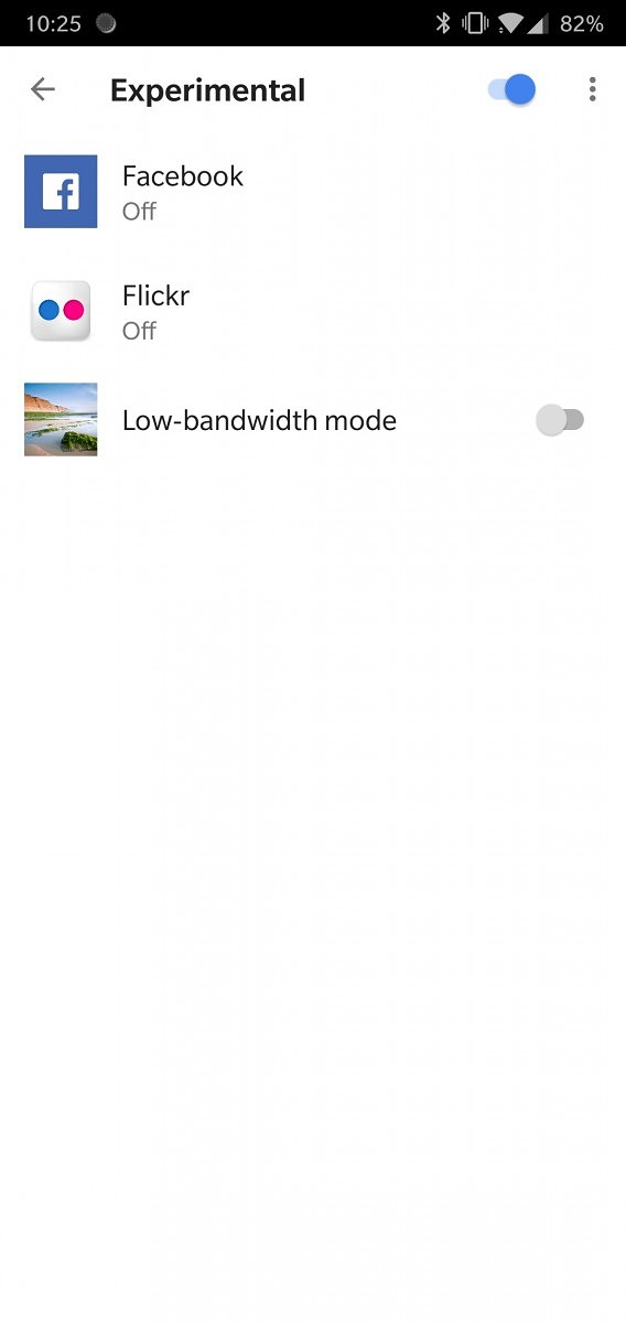Chromecast's wallpaper rotating feature adds a low-bandwidth