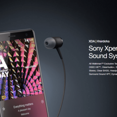 Sony Xperia XZ2 sound system ported to any rooted Android device